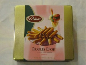 Delacre French Roules d' Or - Bánh Quế Pháp